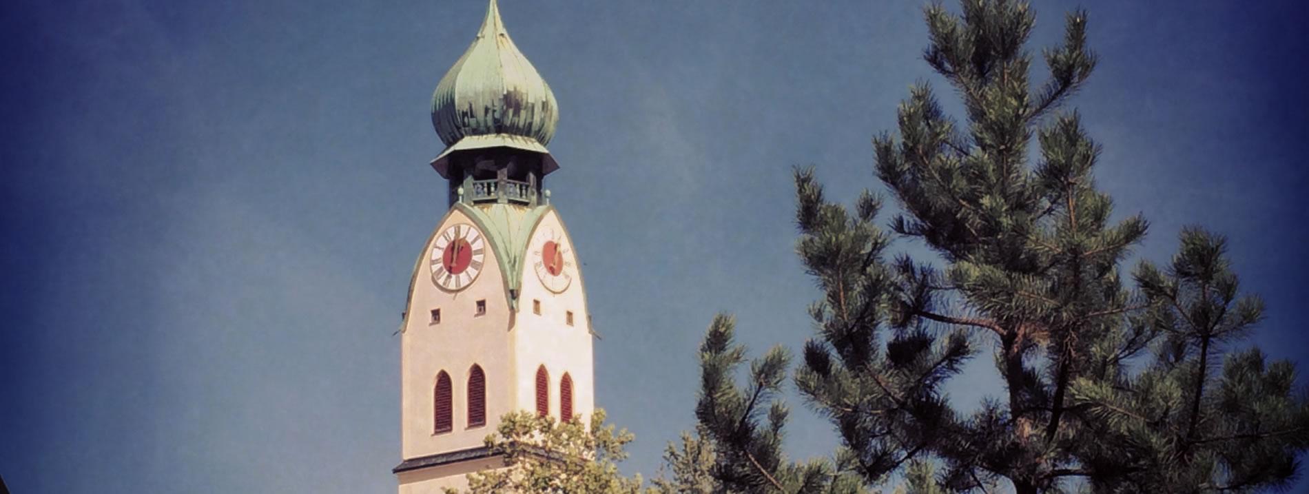 Rosenheimer Kirchturm