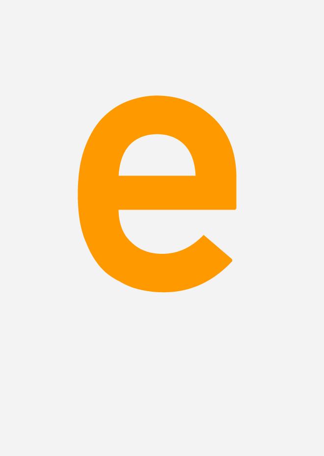 edotgroup Logo-E grau